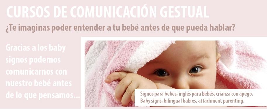 Ver cursos y talleres de comunicación gestual
