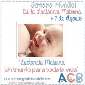 lactancia materna, un triunfo para toda la vida