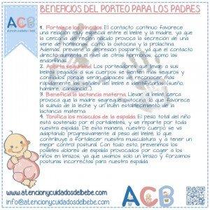 beneficios del porteo para los padres (2)