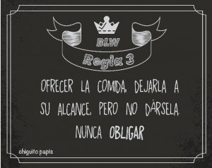 blw regla 3