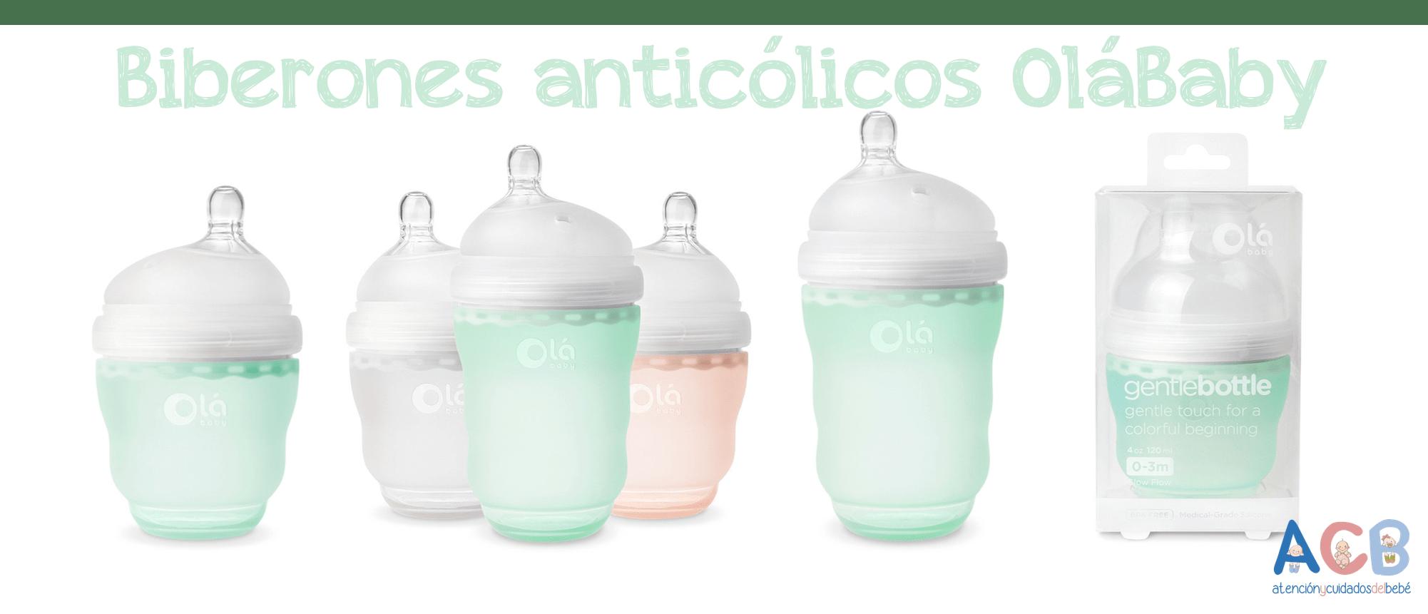 biberones anticolicos olababy