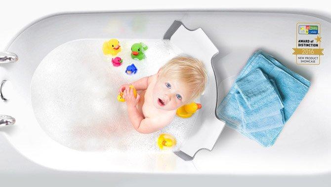 Reductor de ba era baby dam ba o beb acb for Banera bebe para banera