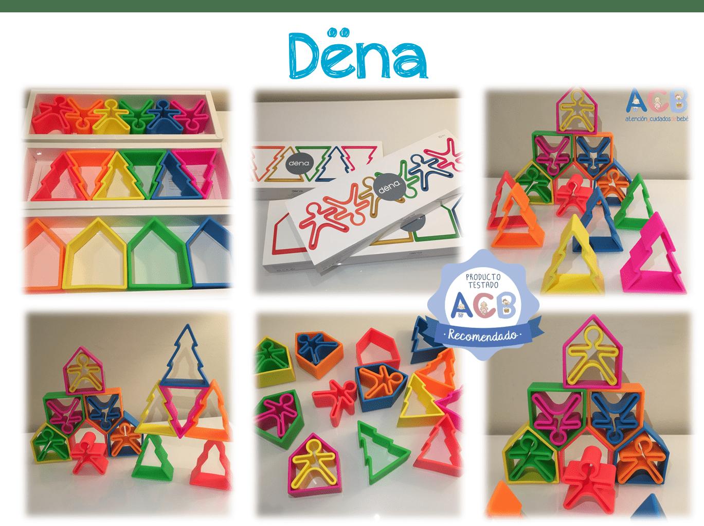 juguetes educativos Dëna, la mejor opción para la primera